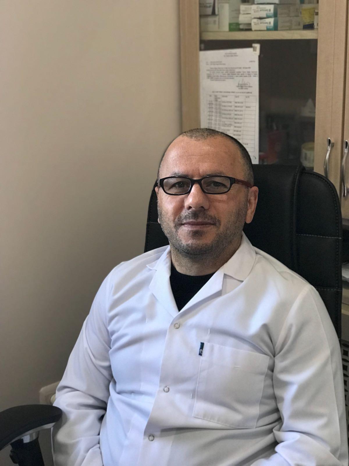 Dr Abidin Erkuş