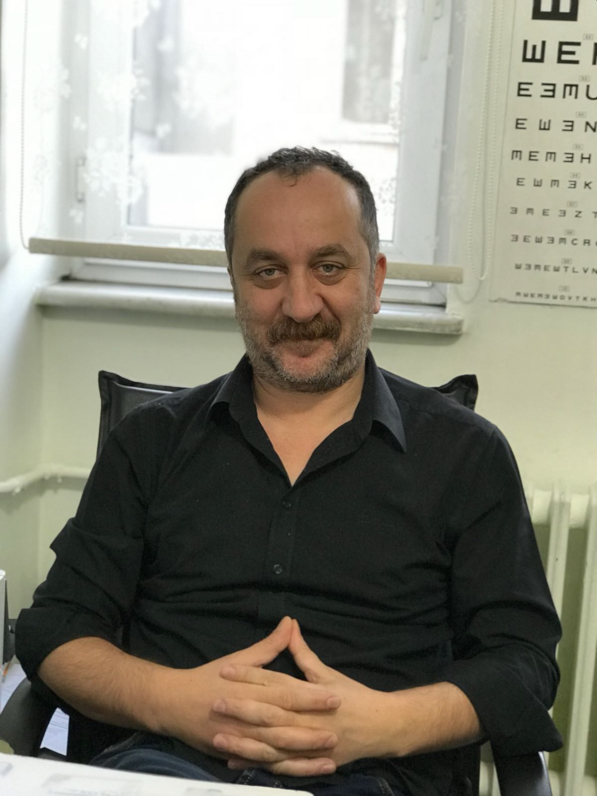 Dr Ali Hacibektaşoğlu